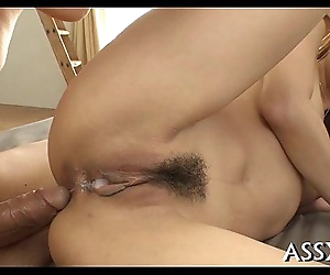 Japanese anal toying..